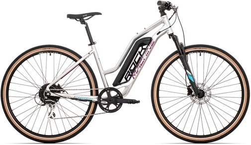 Rock Machine CROSSRIDE e325 LADY (incl. battery 400Wh)